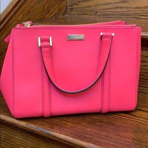 Kate spade pink crossbody handbag BRAND NEW